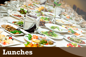 Our Catering Menus