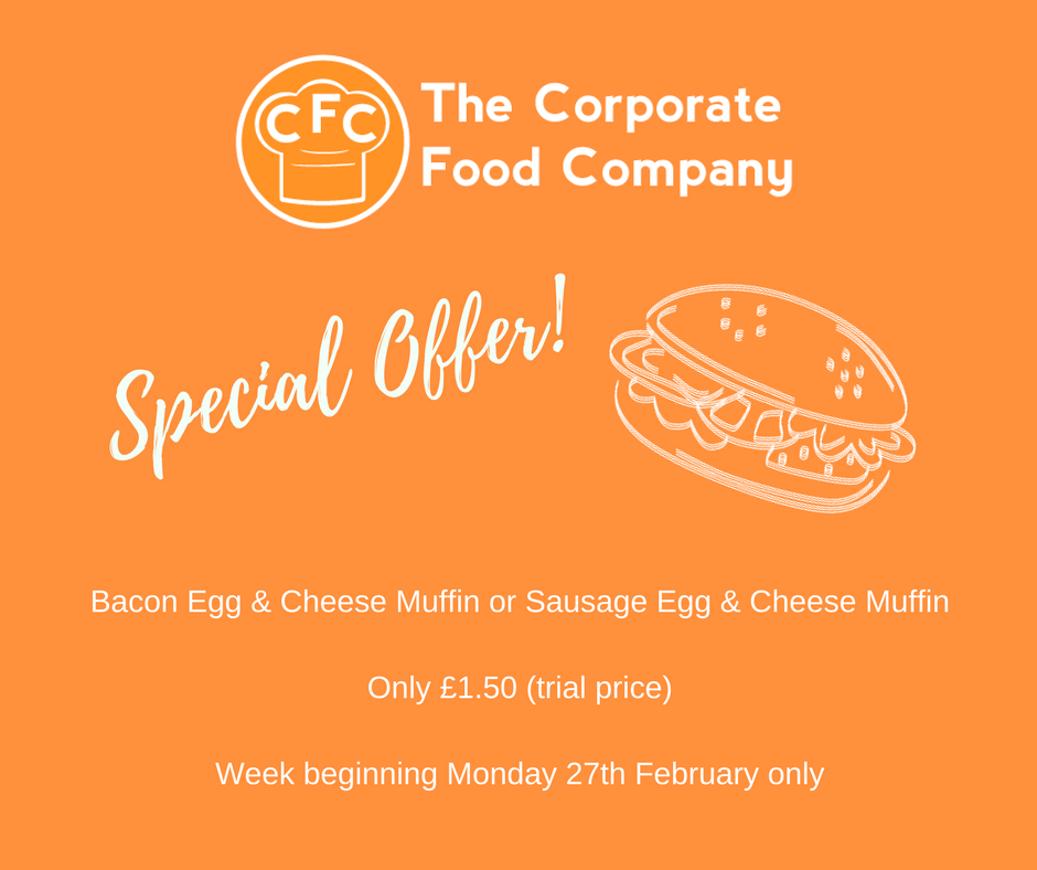 Muffin Special Offer!